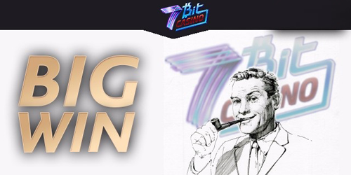 7bitcasino casino big winner