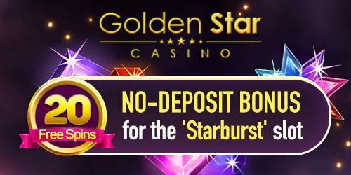 goldenstar casino freespins