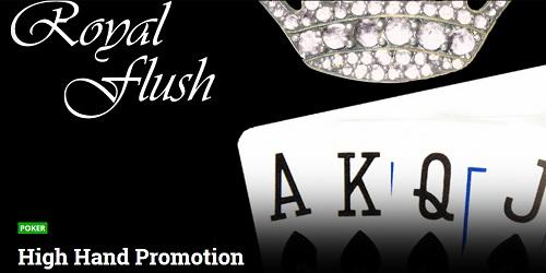 betcoin.ag poker high hand promotion