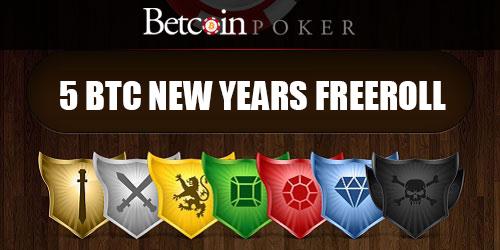 betcoin poker vip freeroll