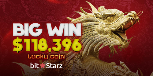 bitstarz casino big winner lucky coin slot