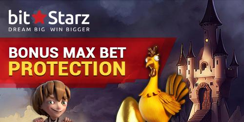 bitstarz casino bonus max bet protection
