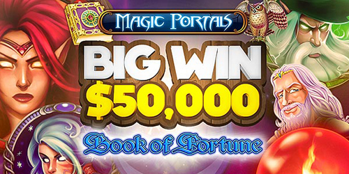 bitstarz casino magic portals slot big winner