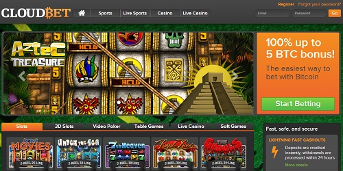 cloudbet casino promo