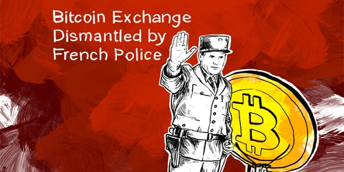 french police bitcoin