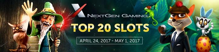 goldenstar casino nextgen slots tournament