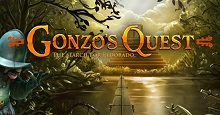 Golzo's Quest slot logo