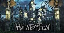 House of Fun slot logo