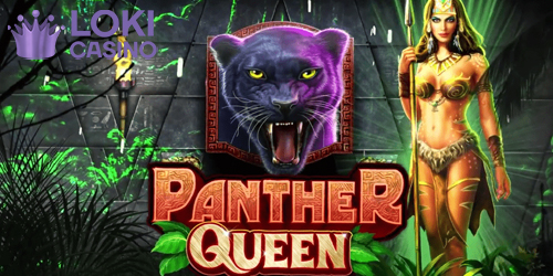 loki casino panther queen freespins