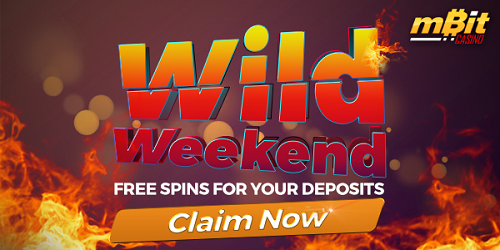 mbit casino weekend winspins