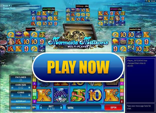 mermaids millions lottery