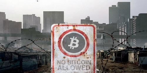 no bitcoin allowed here