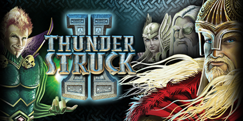 Thunder Struck 2 slot