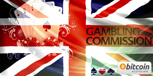uk gambling commission accept bitcoins