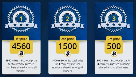 vegascasino september lottery prizes