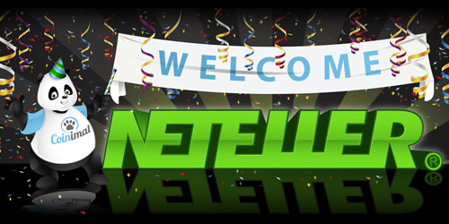welcome banner neteller