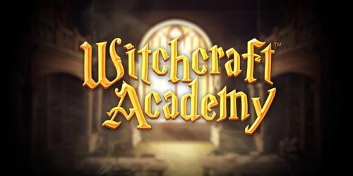 witchcraft academy slot