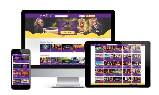 yako casino website