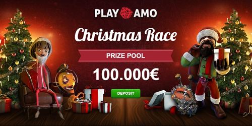 playamo casino christmas race