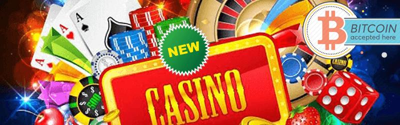 nuevos casinos con Bitcoin