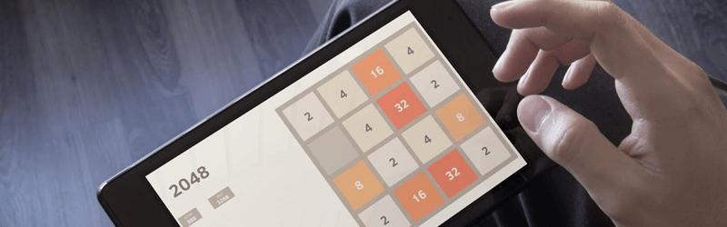 crypto game 2048