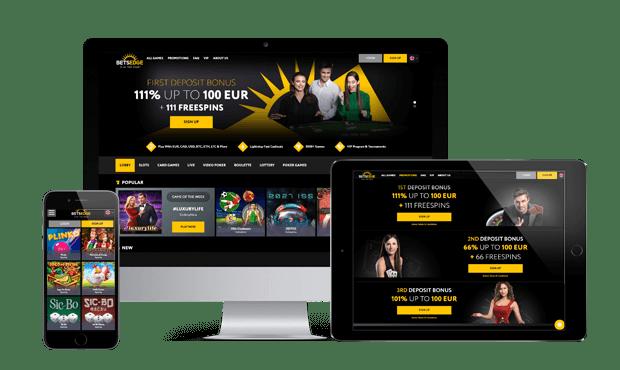 betsedge casino website devices