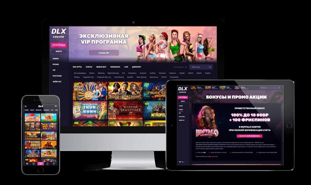 dlx casino website screens rus