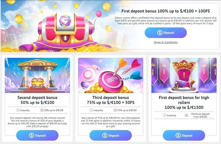 slotum casino promotions
