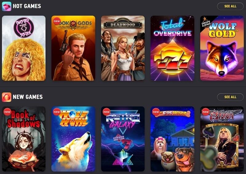 fezbet casino games