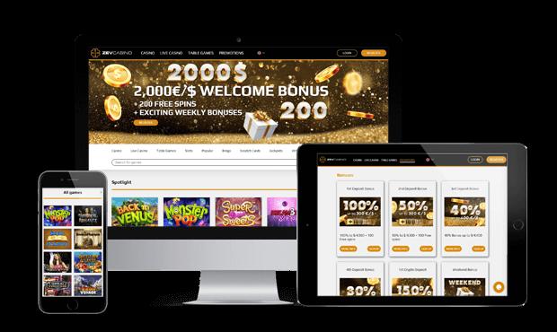 zev casino website
