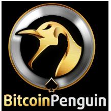 Bitcoin Penguin Casino Logo