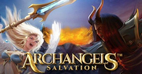 слот archangels salvation