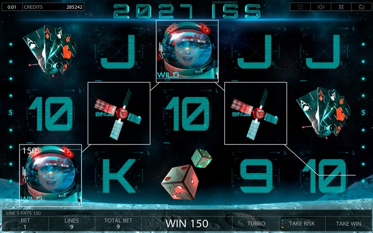 2027 iss slot review