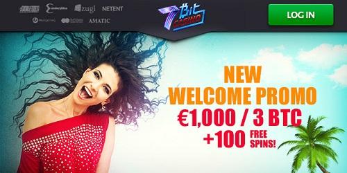 7bitcasino welcome bonus package