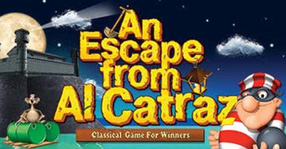 слот an escape from alcatraz