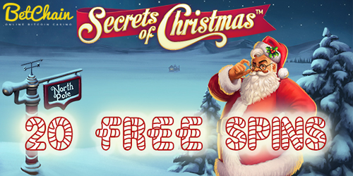 betchain casino christmas freespins