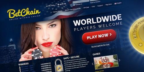 betchain casino обзор сайта