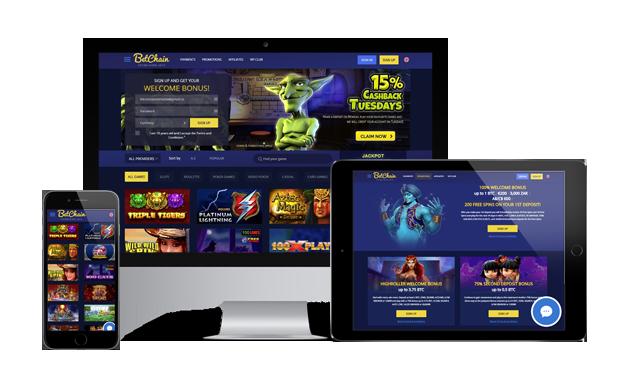обзор BetChain Casino