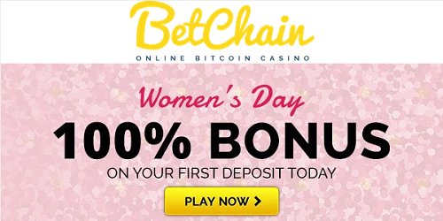 betchain casino womens day