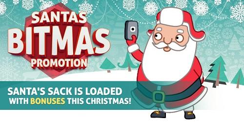 bitcasino.io christmas bitmas promotion