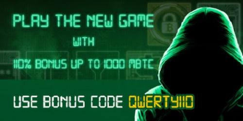 bitcasino.io qwerty110 bonus code