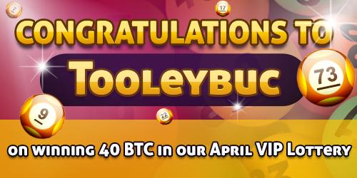 bitcasino tooleybuc big bitcoin winner