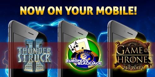bitcasino.io new mobile bitcoin casino games
