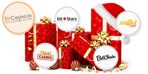bitcoin casino christmas presents