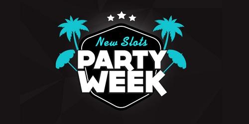 bitstars new slots party week