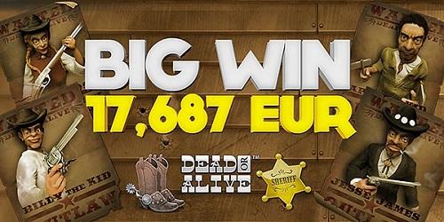 bitstarz casino big winner dead or alive slot