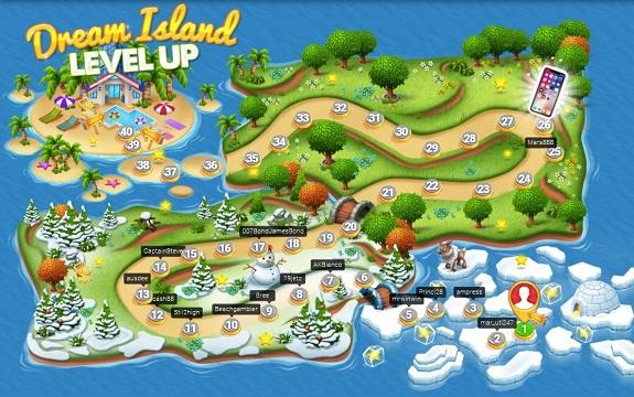 bitstarz casino dream island promo map