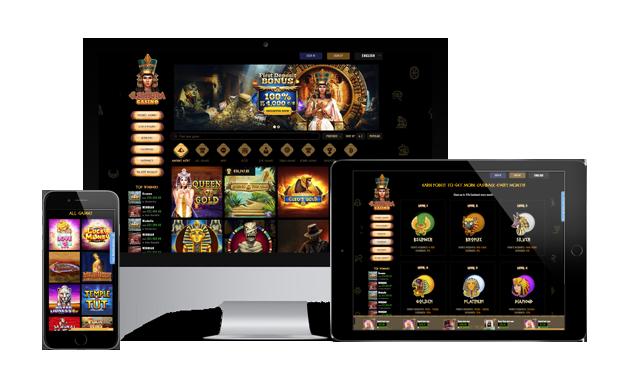 обзор Cleopatra Casino