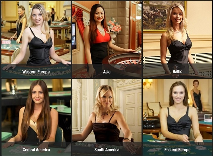 cloudbet live casino dealers