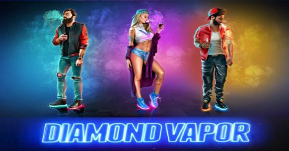 слот diamond vapor